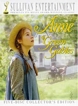 Anne of Green Gables - 5-disc collection
