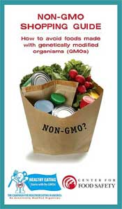Download Your Free Non-GMO Shopping Guide