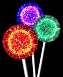 light ball instructions materials list for each glopop glopop lollipops - How To Make Christmas Light Balls