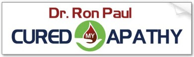 Vote Ron Paul for President in 2012!