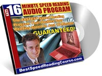 The 16-Minute Speed Reading Audio Program