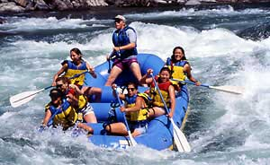 White Water Rafting - Now booking rafting tours - Zephyr Whitewater Expeditions